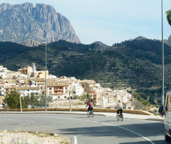 The Downhill Bike Ride